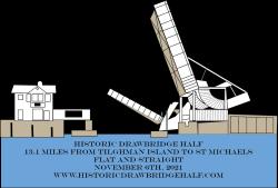 Historic Drawbridge Half