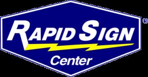 Rapid Sign Center - Official Signage Sponsor