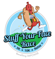Stuff Your Face Race Logo