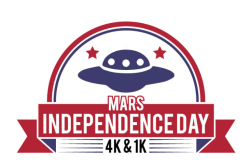 Independence Day 4k & 1k