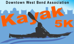 Downtown West Bend Kayak 5k