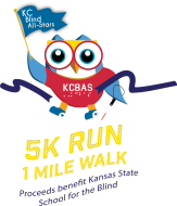 The KC Blind All-Stars Foundation  VIRTUAL 5K and 1 Mile Walk