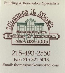 Thomas Mack Construction