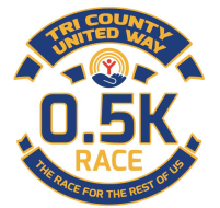 Tri-County United Way 0.5K - The Race for the Rest of Us
