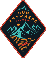 Run Anywhere:  Fleet Feet - Saucony Trail Run