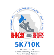 Mid-America Music Rock & Run 5K/10K