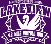 Eastern Dutchess Road Runners Club -Lake View Virtual 4.2 Mile Run/Walk