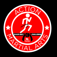 Action Martial Arts Black Belt Challenge 5k and Fun Run