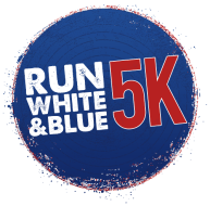 RUN, White & Blue 5K and 1K Fun Run