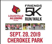 Friends 5K (Louisville Alumni Music)