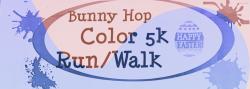 Bunny Hop Color 5K Run/Walk