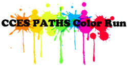 CCES PATHS Color Run