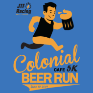 Colonial Cafe 5K Beer Run