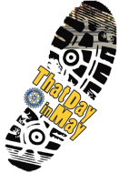 45th Annual Oakwood's That Day in May VIRTUAL Fun Run, 5k & 10k