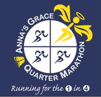 Anna's Grace Quarter Marathon
