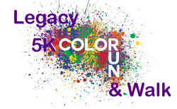 LCM Legacy 5K Color Run & Walk