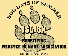 JSL Dog Days of Summer 5k