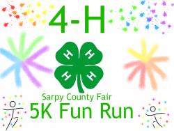 Sarpy County Fair 4-H 5K Run