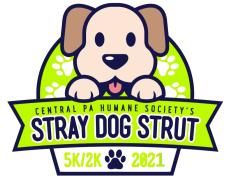 CPHS Stray Dog Strut 5k/2k Run, 2k Fun Walk