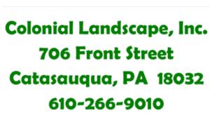 Colonial Landscape, Inc.