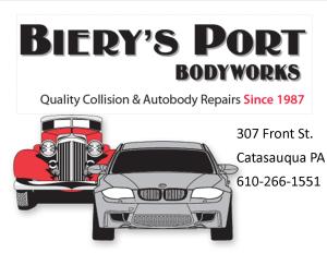 Biery's Port Body Works