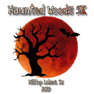 Hilltop Lakes Resort Race Series Haunted Woods 5K 2019