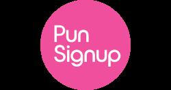 PunSignup