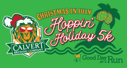 Christmas In July - Hoppin' Holiday 5K
