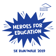 Heroes for Education 5K