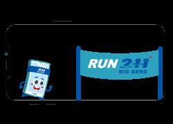 Virtual Run 2-1-1
