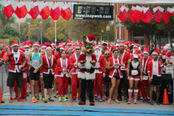 10th Annual  Virtual Santa Antonio 5K Walk/Run