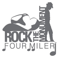 Rock the Monument Four Miler