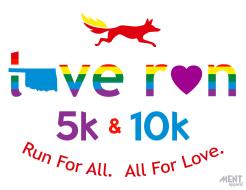 Red Coyote Love Run 5K & 10K