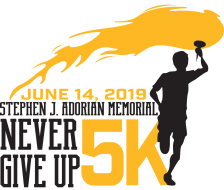Never Give Up 5k