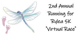 Running for Rylea 5k