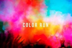 Columbiana DI Color Fun Run