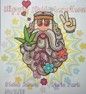 1st Annual Hippie Trail Half Marathon