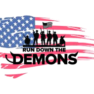 Run Down the Demons Obstacle Run & Walk