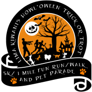 Howl'oween Trick or Trot 5k & 1 Mile Fun Run