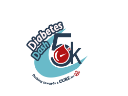 Diabetes Dash Virtual 5K Run/Walk & Food Drive
