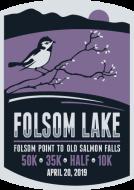 Folsom Lake 2019