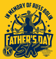 Fathers Day 5k - In Memory of Russ Bolin