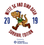 8th Annual Witte Museum 5K and Dino Dash: Survival Edition