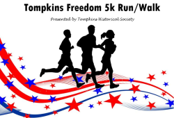 Tompkins Freedom 5K Run/Walk - CANCELLED