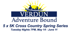 Verdun Adventure Bound Tuesday Night 5 x 5K Spring Series