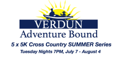 Verdun Adventure Bound Tuesday Night 5 x 5K SUMMER Series