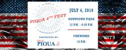 Piqua 4th Fest 5k