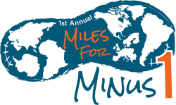 """Miles For Minus 1 """"Dwell Orphan Care 5k"""""""
