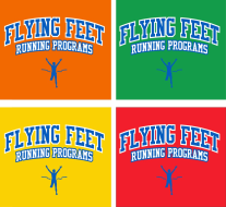 Flying Feet Running Programs - summer/fall 2019