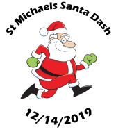 St Michaels Santa Dash